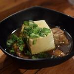 立呑み二郎 - 牛すじ豆腐