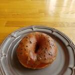 パンとエスプレッソと自由形 - 紅茶ドーナツ