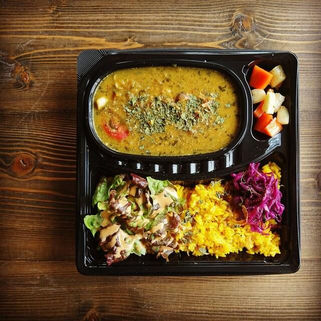 モネノニワの料理の写真