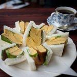 喫茶ポプラ - 料理写真:喫茶ポプラ 玉子サンド