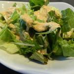 ブリッド - ランチのサラダ