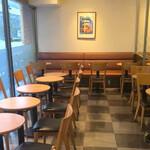 NEW YORKER'S Cafe - 喫煙席(加熱式たばこ専用)