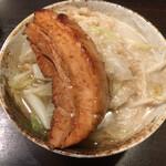 二郎系ラーメン 麺屋 春爛漫 - 春二郎