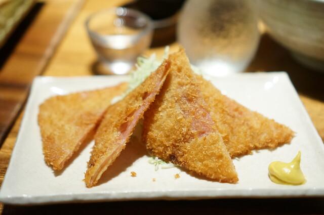 居酒屋 三盃の料理の写真