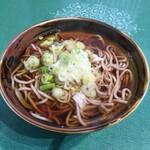 立食い蕎麦・うどん レトロ - 料理写真:そば(300円)