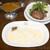 ステーキ&ワイン 神房 - ハンバーグカレー