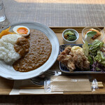 Cafe-nee - 週変わりneeカレーランチ