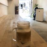 ザ ノースウェーブ コーヒー - アイスラテ