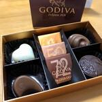 ゴディバ - ゴールドコレクション