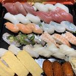 はま寿司 - これで「¥2050+税」はなかなかCPほいいと思います…