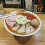 カッパ64 - トマトラーメン全部入り(1,080円)
