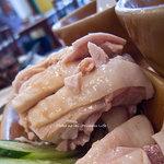 シンガポール海南鶏飯 - 1115-10チキン