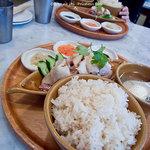 シンガポール海南鶏飯 - 1115-10チキンライス引