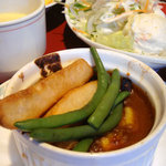 1289155 - 彩り小皿膳のビーフシチュー