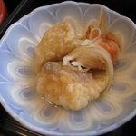 海香亭 - サーモンの南蛮漬け