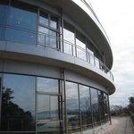 海香亭 - 外観。海香亭は2階です。