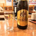 128905785 - まずはビールじゃ!
