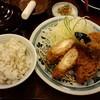 とんかつ浜勝 - 料理写真:ロース勝つとオランダカツランチ(780円)
