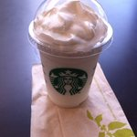 スターバックス・コーヒー - バニラフラペチーノ(470円)