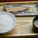 12891260 - 焼魚定食850円