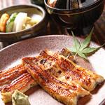 鰻のひろ田 - 白焼き
