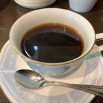 福天 - 食後のコーヒー