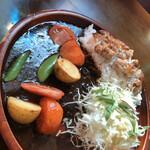 ハングリーハングリー - 日替わり【野菜カレーランチ】