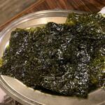 炭や - 韓国焼きのり
