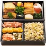 神楽坂 石かわ - 石かわ二段重折詰料理