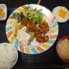 ごはん家 遊季の蔵 - 料理写真:チキン南蛮、から揚げ定食