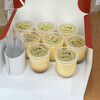 HANS洋菓子店 - 料理写真:プリンの差入れ‹‹\(´ω` )/››~♪