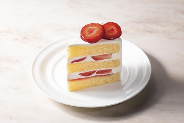 ブルー・ブリック・ラウンジ ケーキ