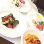 ラ・ベレッツァ - 料理写真:シェフおすすめコース
