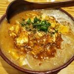 熟成田舎味噌らーめん 幸麺 - 料理写真:麻婆味噌らーめん