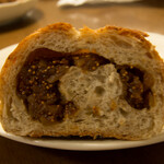 墨繪パン - いちじくパン