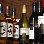 ソウル苑 - 赤ワイン・白ワイン・ウイスキー
