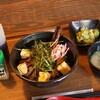 深山のカフェ食堂 - 料理写真:深山のあなご飯