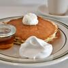 NUTTY'S CAFF - 料理写真:バターミルク パンケーキ@850円
