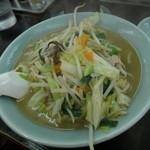 秀味 - タンメン