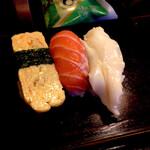 128941619 - 【ランチ】上寿司1.5人前の一部