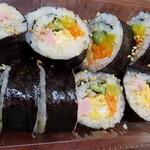 キムジャンジェム - 料理写真:ソウルキンパ