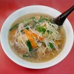 中華料理 来山 - 料理写真:チャンポン(500円)