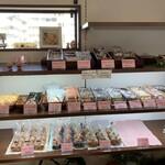 レッヒェルン洋菓子店 - 内観