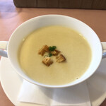 キッチン さわい - 料理写真:本日のスープ キャベツ