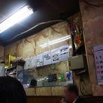 センリ軒 - いかにも場内食堂ってカンジがイイネ!