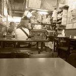 センリ軒 - レトロ感たっぷりな店内