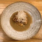 料理や こうしゅう庵 - 名物 八幡芋オランダ煮