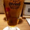 おきなわくゎっちー処 空人 - ドリンク写真:わったー自慢のオリオンビール♪