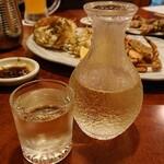 海鮮居酒屋 がいや - 風の里 特別本醸造