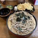 手打生そば 藤 - 料理写真: